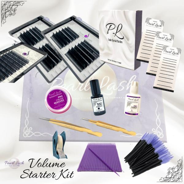 Volume Eyelash Extension Starter Kit by Pearl Lash