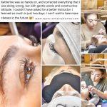 Eyelash Extension Training by Pearl Lash