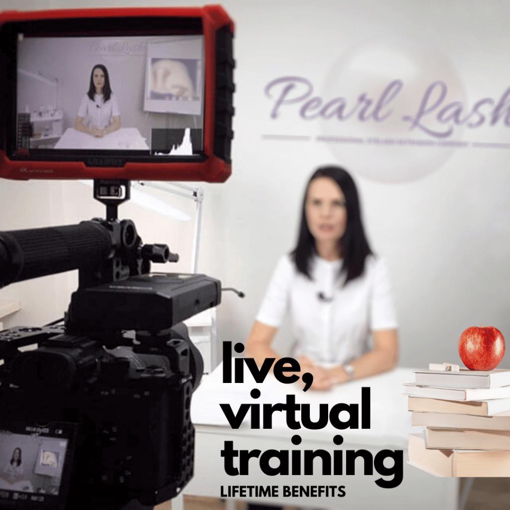 Eyelash Extension Training Academy Pearl Lash Florida