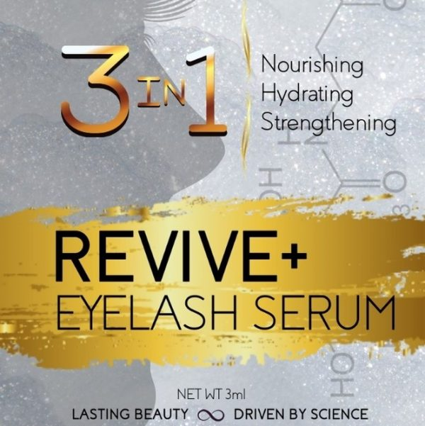 Label Revive+ Serum Graphic Pearl Lash